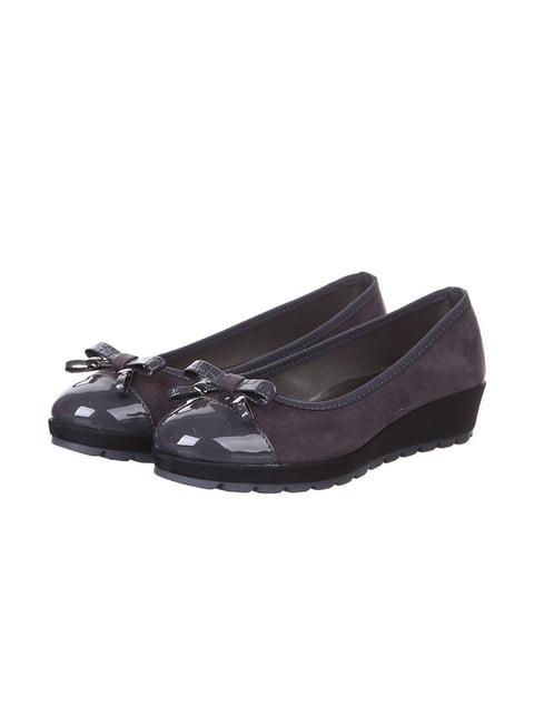 Туфли серые ENJOY 5253408