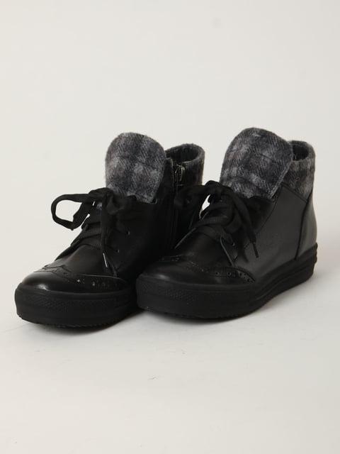Ботинки черные Belali 5253420