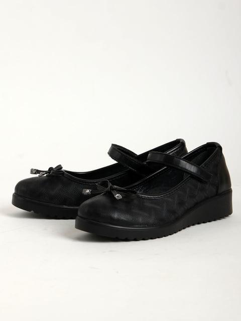 Туфли черные Dalton 5253421