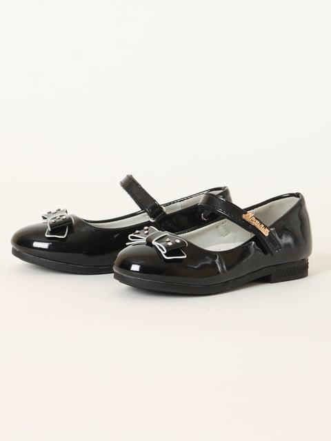 Туфли черные TOM.M 5253424