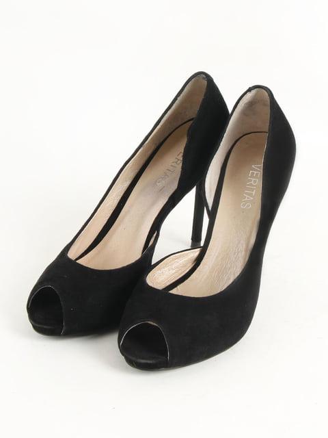 Туфлі чорні Veritas 5253433