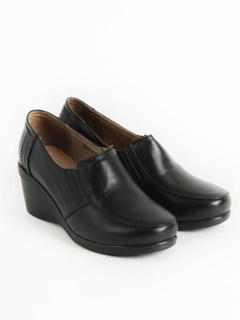 Туфлі чорні LITFOOT 5253585