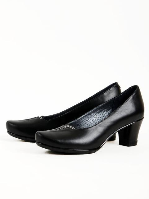 Туфли черные LUD 5253625