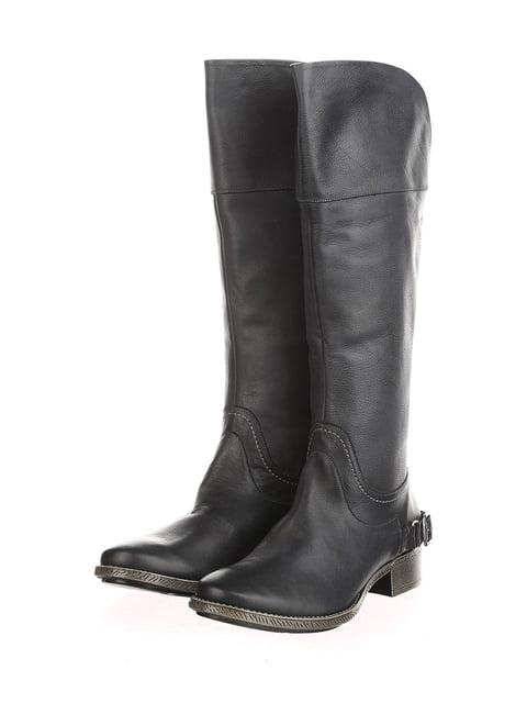 Сапоги черные AGA 5253527