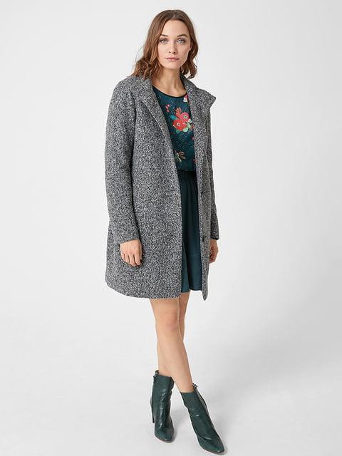 Пальто сіре S.Oliver 5254195