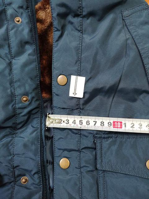 Куртка темно-синяя H&M 5254257