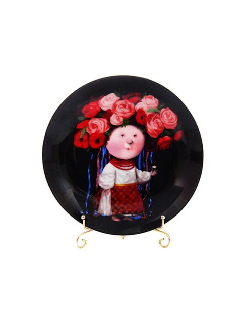 Блюдо декоративне «Україночка» (16 см) LEFARD 5254525