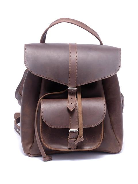 Рюкзак коричневый Dekey 5254700