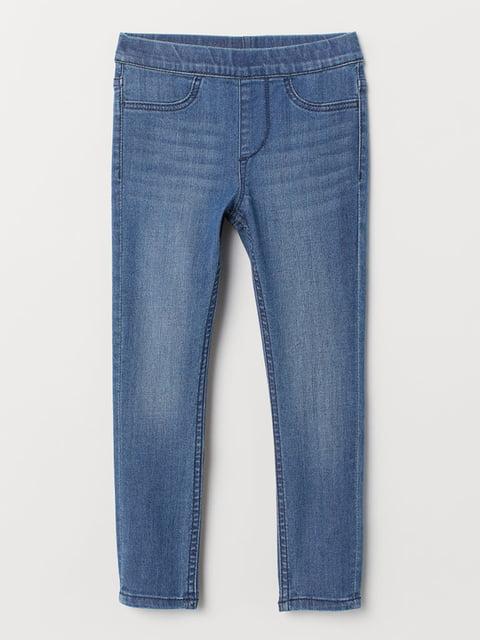 Джегінси сині H&M 5254939