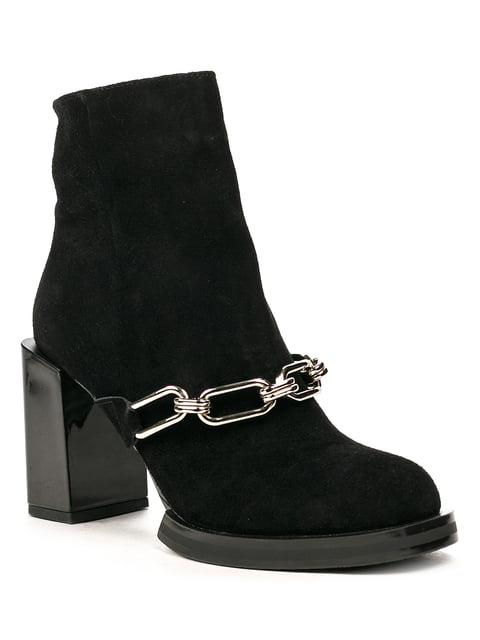 Ботинки черные Fabiani 5243764