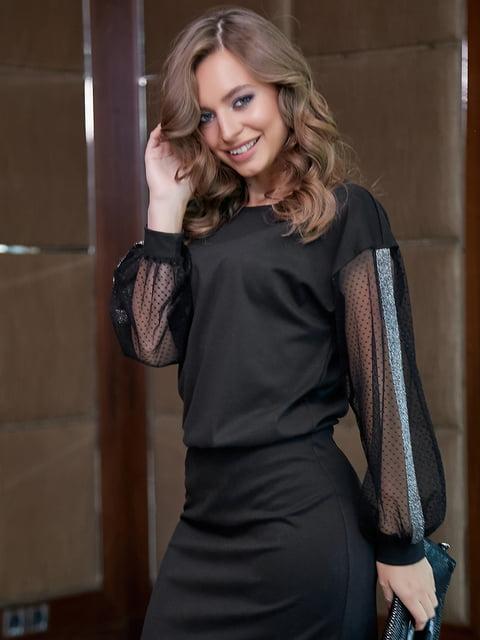 Платье черное Seventeen 5255523