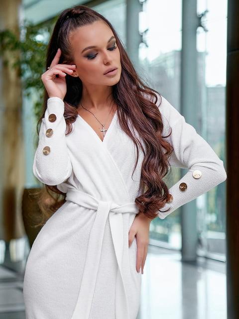 Платье белое Seventeen 5255526