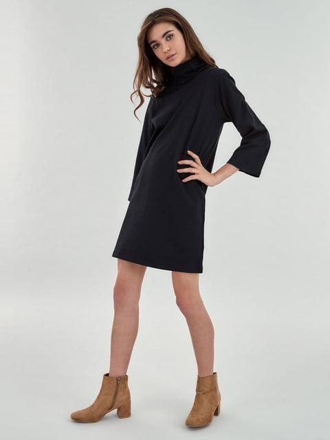 Сукня чорна Piazza Italia 5246557