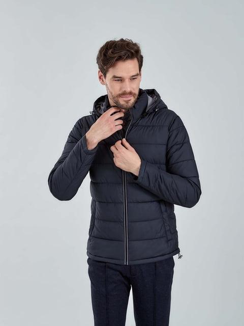 Куртка черная Piazza Italia 5246585