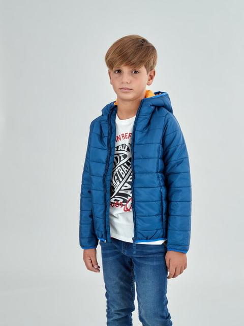 Куртка синяя Piazza Italia 5246590