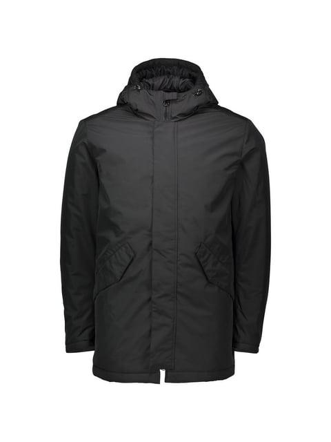 Куртка черная Piazza Italia 5256361