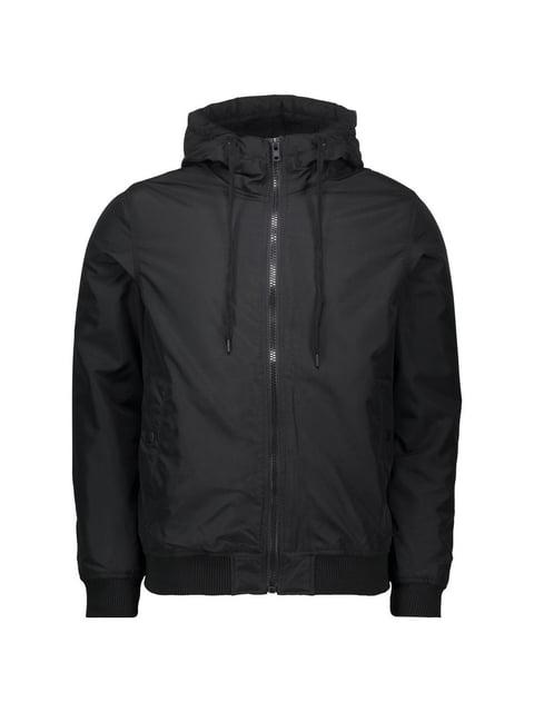 Куртка черная Piazza Italia 5256502