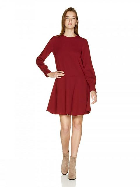 Сукня червона Benetton 5211674