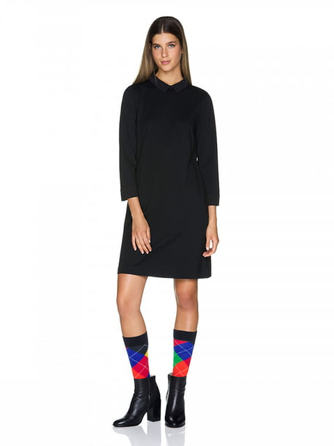 Сукня чорна Benetton 5211677