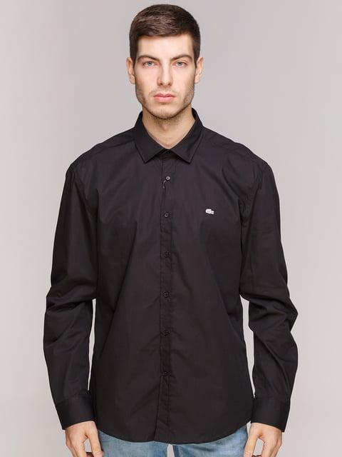 Рубашка черная LACOSTA 5218681