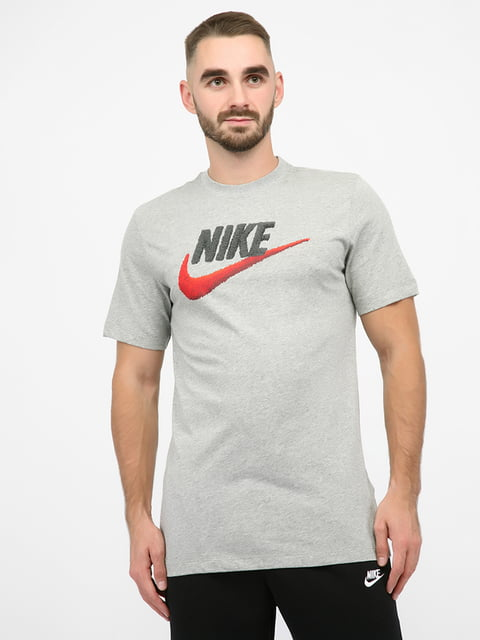 Футболка серая Nike 5257258