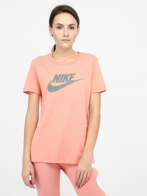 Футболка розовая Nike 5257265