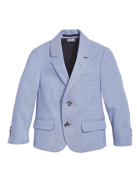 Пиджак голубой Lupilu 5257808