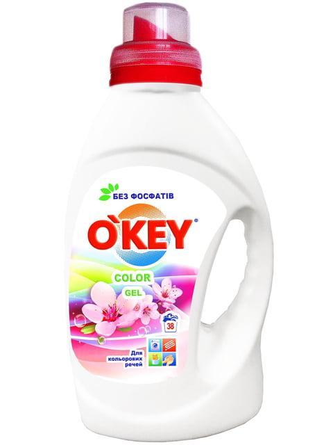Гель для прання «Color» (1,5 л) O'KEY 5218903