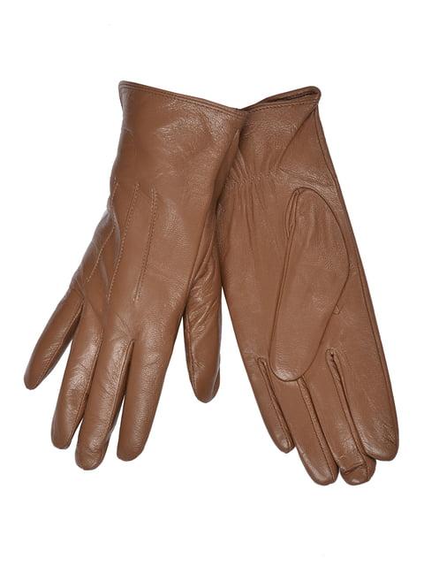Перчатки коричневые Fashion Look 5258575