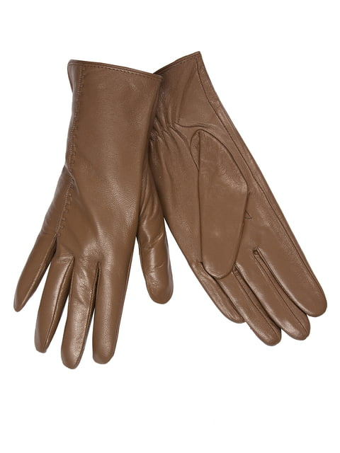 Перчатки коричневые Fashion Look 5258576