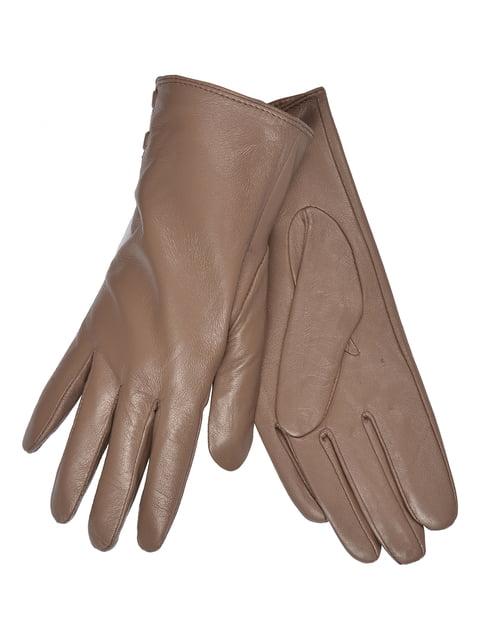Рукавички коричневі Fashion Look 5258580