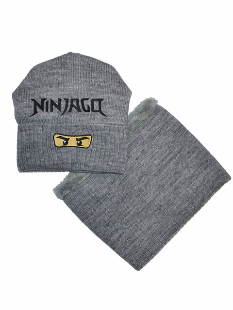 Комплект: шапка і шарф-хомут Kraft 5252056