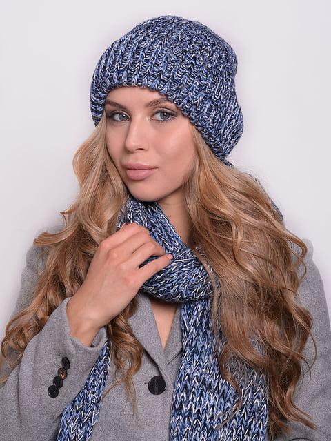 Комплект: шапка і шарф Monleo 5259086