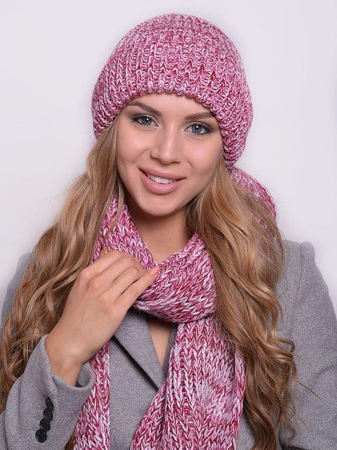 Комплект: шапка і шарф Monleo 5259090