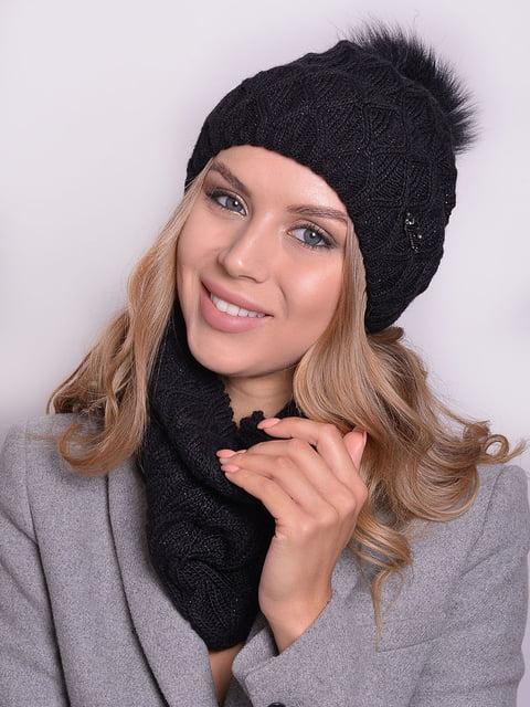 Комплект: шапка і шарф Monleo 5259101