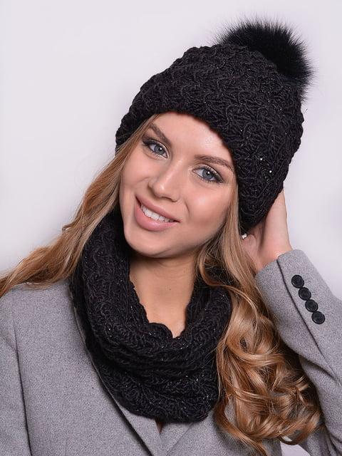 Комплект: шапка і снуд Monleo 5259111