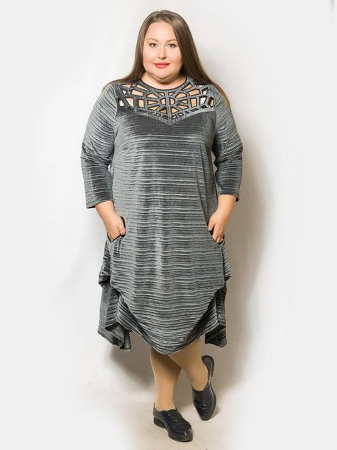 Сукня сіра LibeAmore 5262487