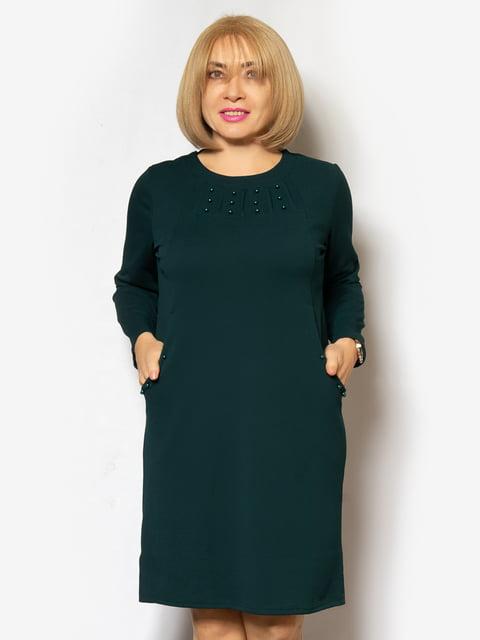 Сукня темно-зелена LibeAmore 5262519