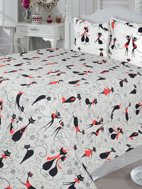 Комплект постельного белья (двухспальный) евро Ярослав 5263565