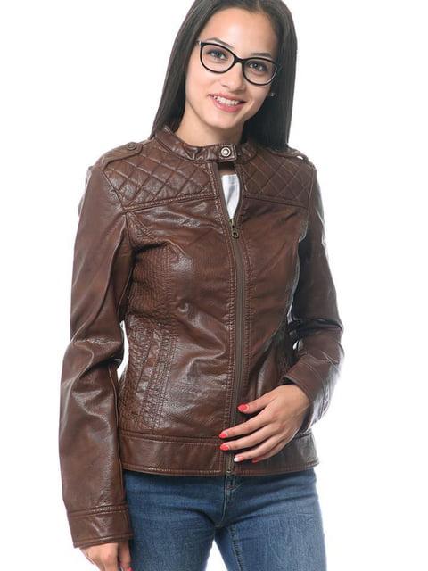 Куртка коричнева Kenvelo 5187274