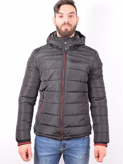 Куртка чорна Lee Cooper 5263823