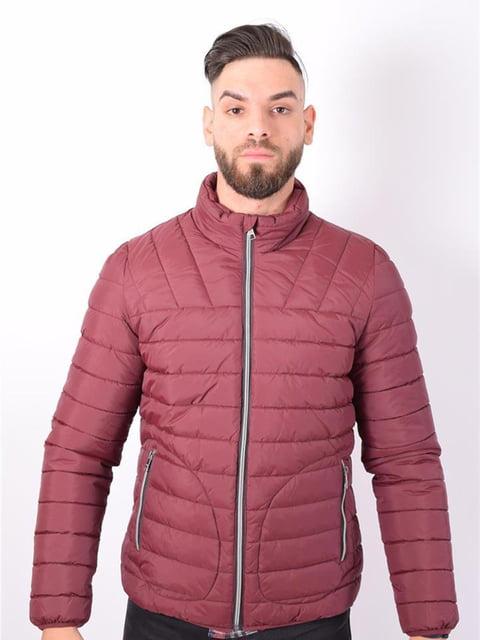 Куртка бордова Kenvelo 5221057