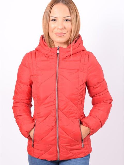 Куртка червона Kenvelo 5263807