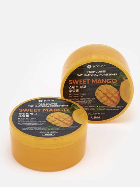 Гель успокаивающий много функциональный с экстрактом манго JKOSMEC 5264477