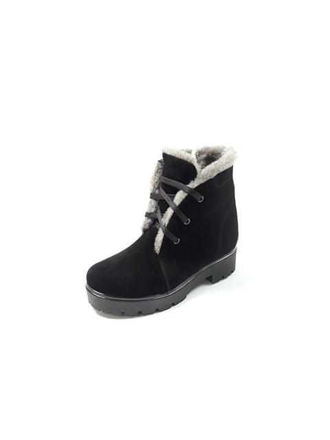 Ботинки черные Tops 5256690