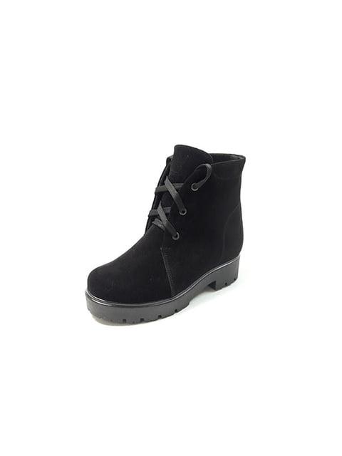 Ботинки черные Tops 5264487