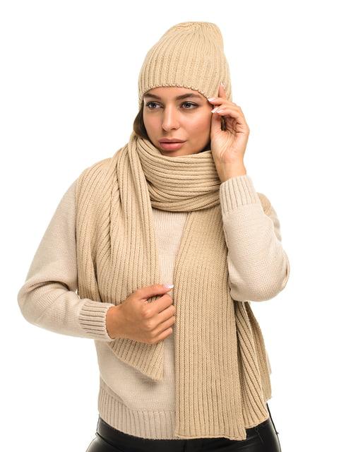 Комплект: шапка и шарф G-Rom 5256132