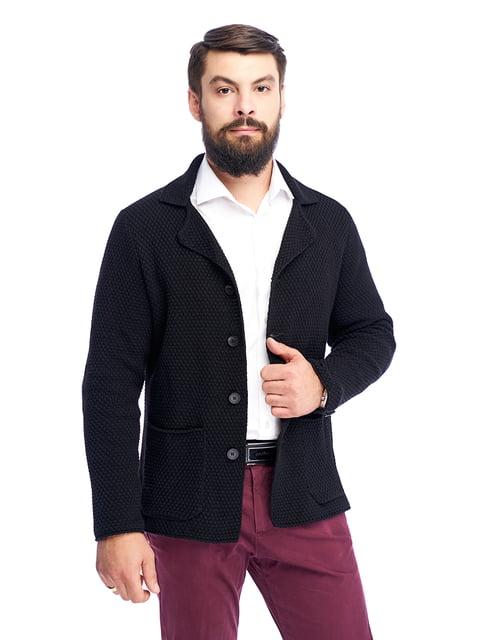 Пиджак черный G-Rom 5265044