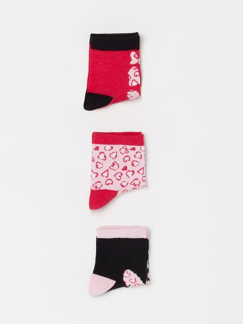 Набір шкарпеток (3 шт.) Oviesse 5166685