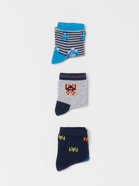 Набір шкарпеток (3 шт.) Oviesse 5166774